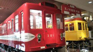 東葛西 地下鉄博物館 本物の車両展示 東京の地下鉄の歴史もわかる