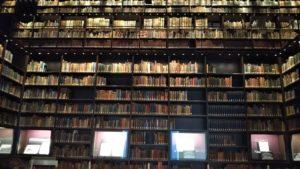 本駒込 東洋文庫ミュージアム ハリーポッターみたいな書庫は必見