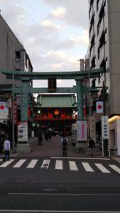 江戸総鎮守 神田明神 江戸三大祭の神社の一つ