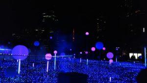 六本木でクリスマスを楽しむ ~六本木ヒルズ・国立新美術館・東京ミッドタウン~
