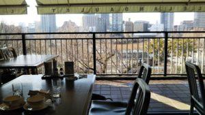 【上野西洋軒】 カフェラン ランドーレ ランチ 老舗の味を気軽に楽しむ
