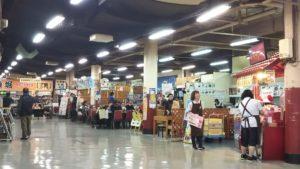 【沖縄の台所】那覇市第一牧志公設市場でブランチ