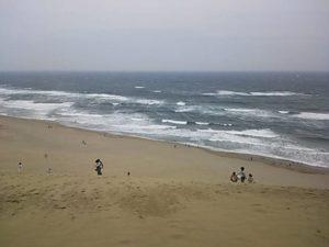 【鳥取砂丘】ラクダ・オアシス・海もあって見どころ満載