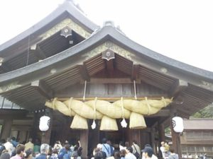 【島根】出雲大社 八百万の神が集う神社へ