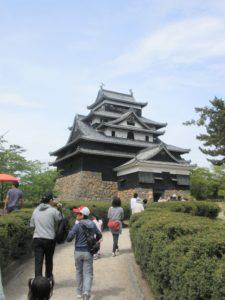 【島根】国宝松江城 現存する貴重な天守閣は必見!!