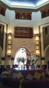 【モロッコ】マラケシュ クトゥビアの塔など(HISツアー8日間)