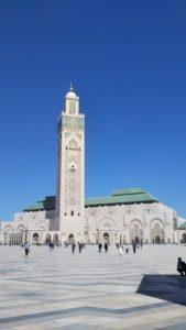 【モロッコ】カサブランカ ハッサン2世モスク(HISツアー8日間)