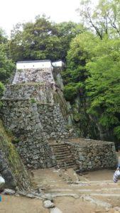 【岡山】備中松山城 真田丸のオープニングや猫城主で話題の山城