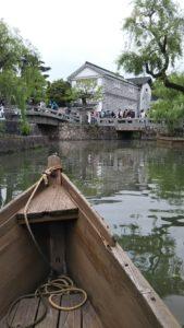 【倉敷】一度は乗ってみたい 美観地区の川舟 チケットを取る方法